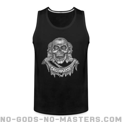 Discharge - Band Merch Tank top