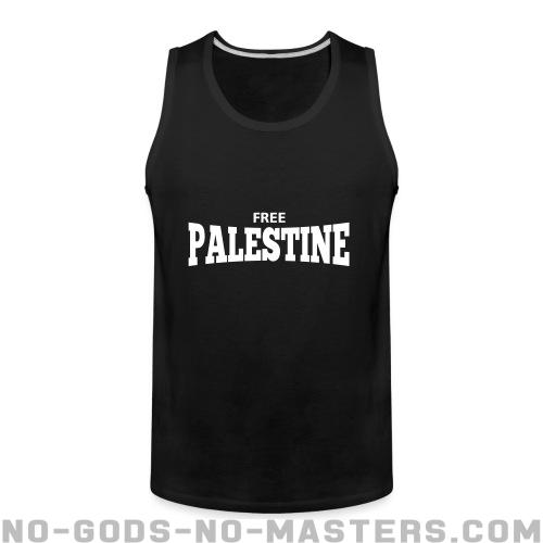 Free Palestine - Anti-war Tank top