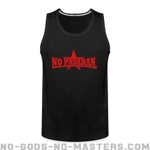 No pasaran - Anti-fascist Tank top