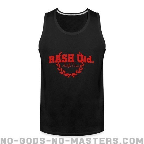 Rash Utd. Antifa Crew - Anti-fascist Tank top