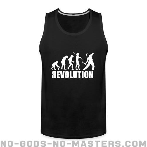 Tank top Revolution evolution - Activist Tank Tops