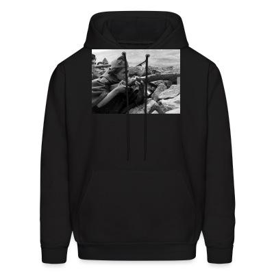 Spanish revolution Hooded sweatshirt