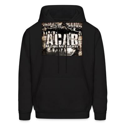 Hoodie ACAB All Cops Are Bastards