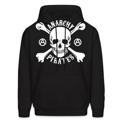 Hoodie Anarchy pirates