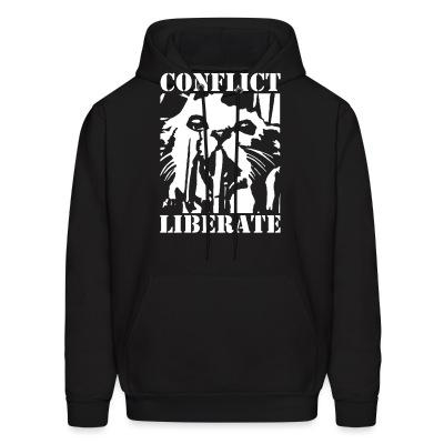 Hoodie Conflict - liberate