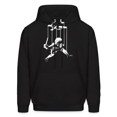 ACAB Hooded sweatshirt