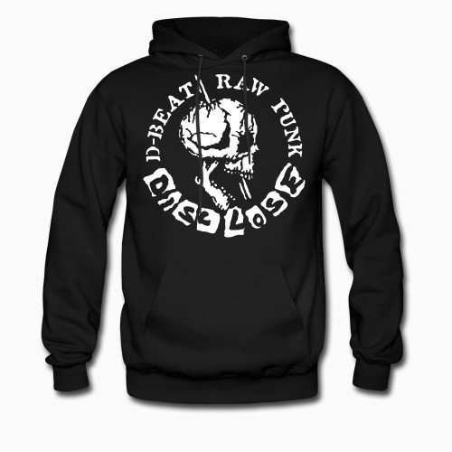 Hoodie Disclose - D-Beat raw punk