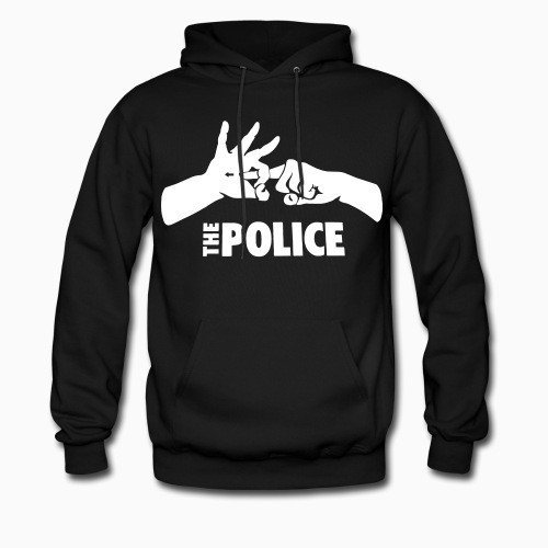 Hoodie Fuck the police
