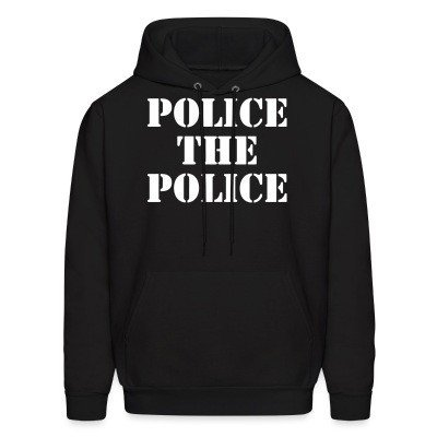 Hoodie Police The Police