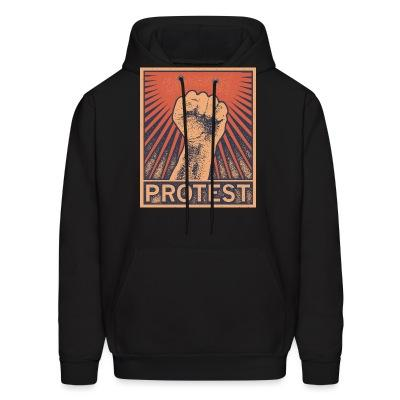 Hoodie Protest