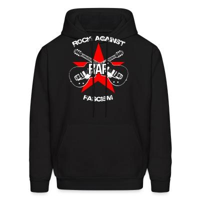 Hoodie RAF Rock Against Fascism