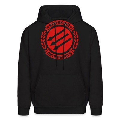 Hoodie Redskins antifascists