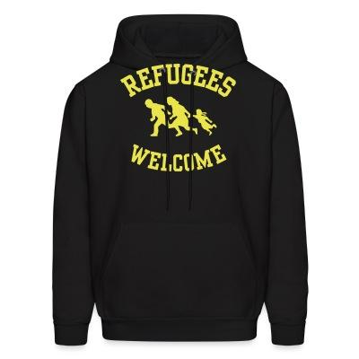 Hoodie Refugees welcome