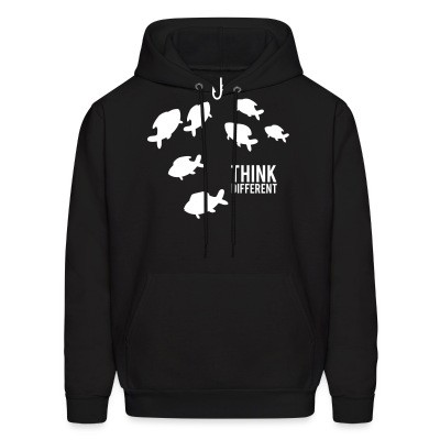 Hoodie Think different