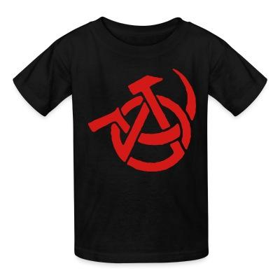 Kid tshirt Anarcho-Communism