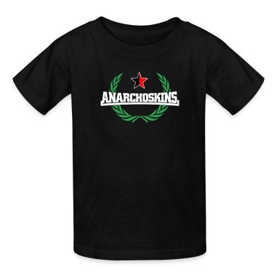 Kid tshirt AnarchoSkins