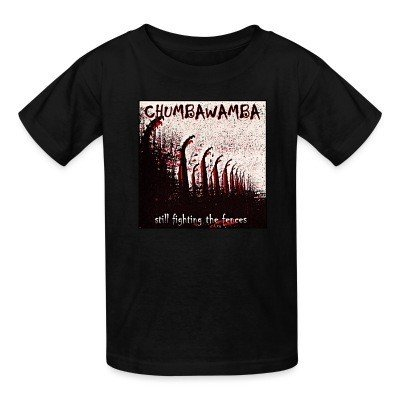 Kid tshirt Chumbawamba - Still fighting the fences