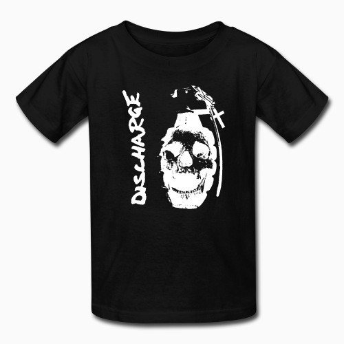Kid tshirt Discharge