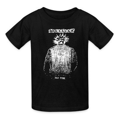 Kid tshirt Disclose - raw punk