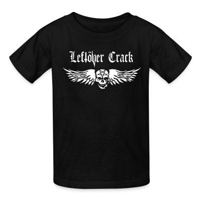 Kid tshirt Leftover Crack