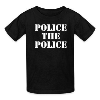Kid tshirt Police The Police