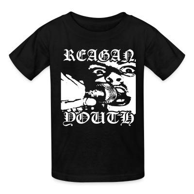 Kid tshirt Reagan Youth