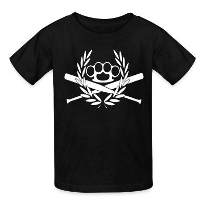 Skinhead Kids t-shirt