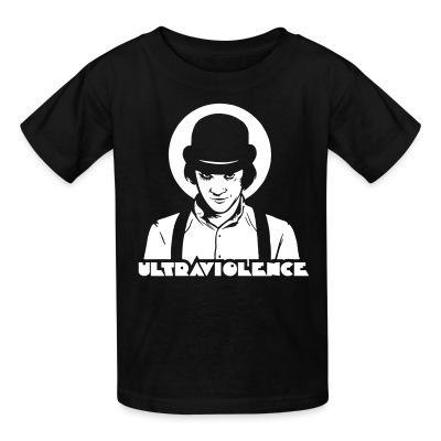 Kid tshirt Ultraviolence