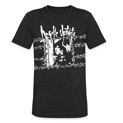 Local T-shirt Angelic Upstarts