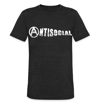 Local T-shirt Antisocial