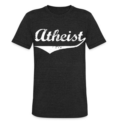 Local T-shirt Atheist