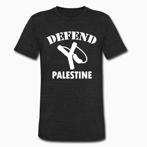 Local T-shirt Defend Palestine