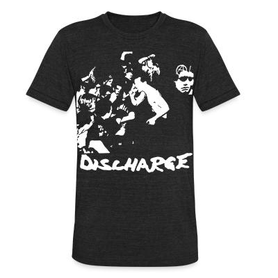 Local T-shirt Discharge