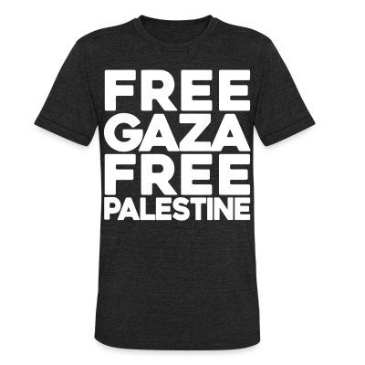 Local T-shirt Free Gaza Free Palestine