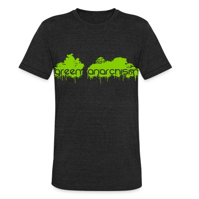 Local T-shirt Green anarchism