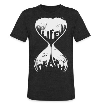 Local T-shirt Life death