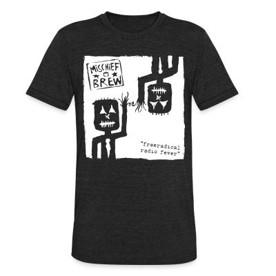 Local T-shirt Mischief Brew - Freeradical radio fever
