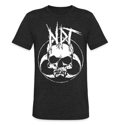 Local T-shirt Nuclear Death Terror - NDT
