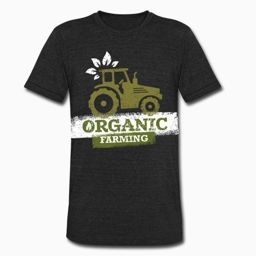 Local T-shirt Organic farming