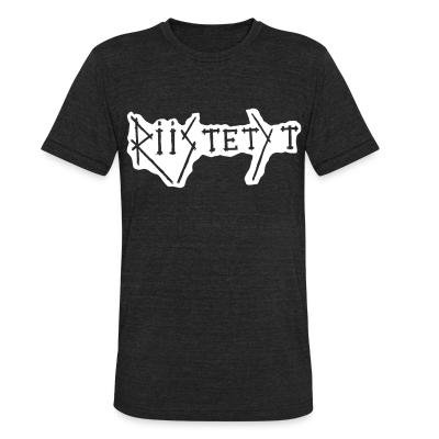 Local T-shirt Riistetyt