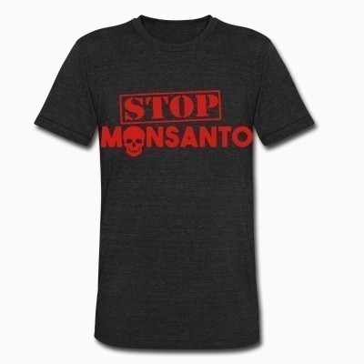 Local T-shirt Stop monsanto