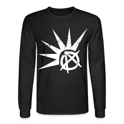 Long sleeves Anarcho-Punk