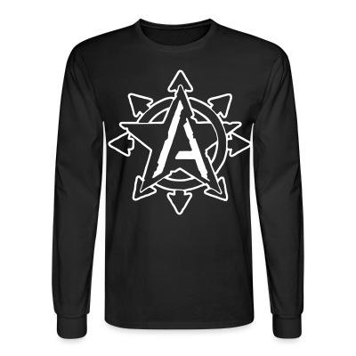 Long sleeves Anarchy Chaos