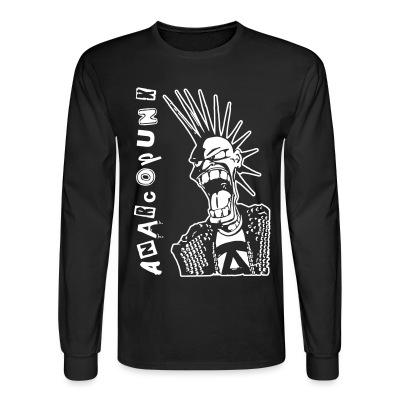 Long sleeves Anarcopunk
