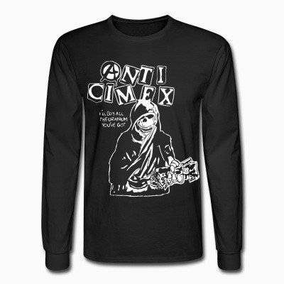 Long sleeves Anti Cimex - i'll buy all the the uranium you've got