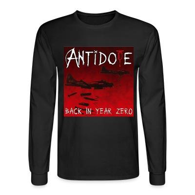 Long sleeves Antidote - Back in year zero