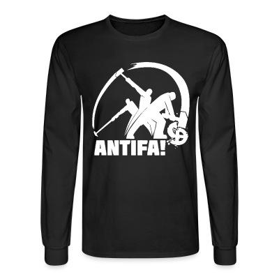 Long sleeves Antifa!