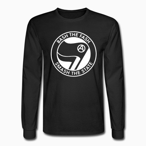 Long sleeves Bash The Fash - Smash The State