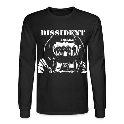 Long sleeves Dissident