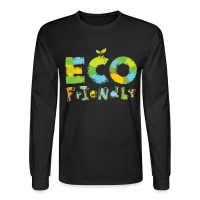 Long sleeves Eco friendly